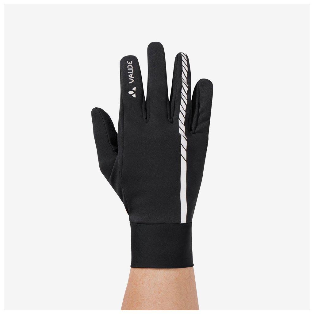 rukavice Vaude Strone Gloves - černé
