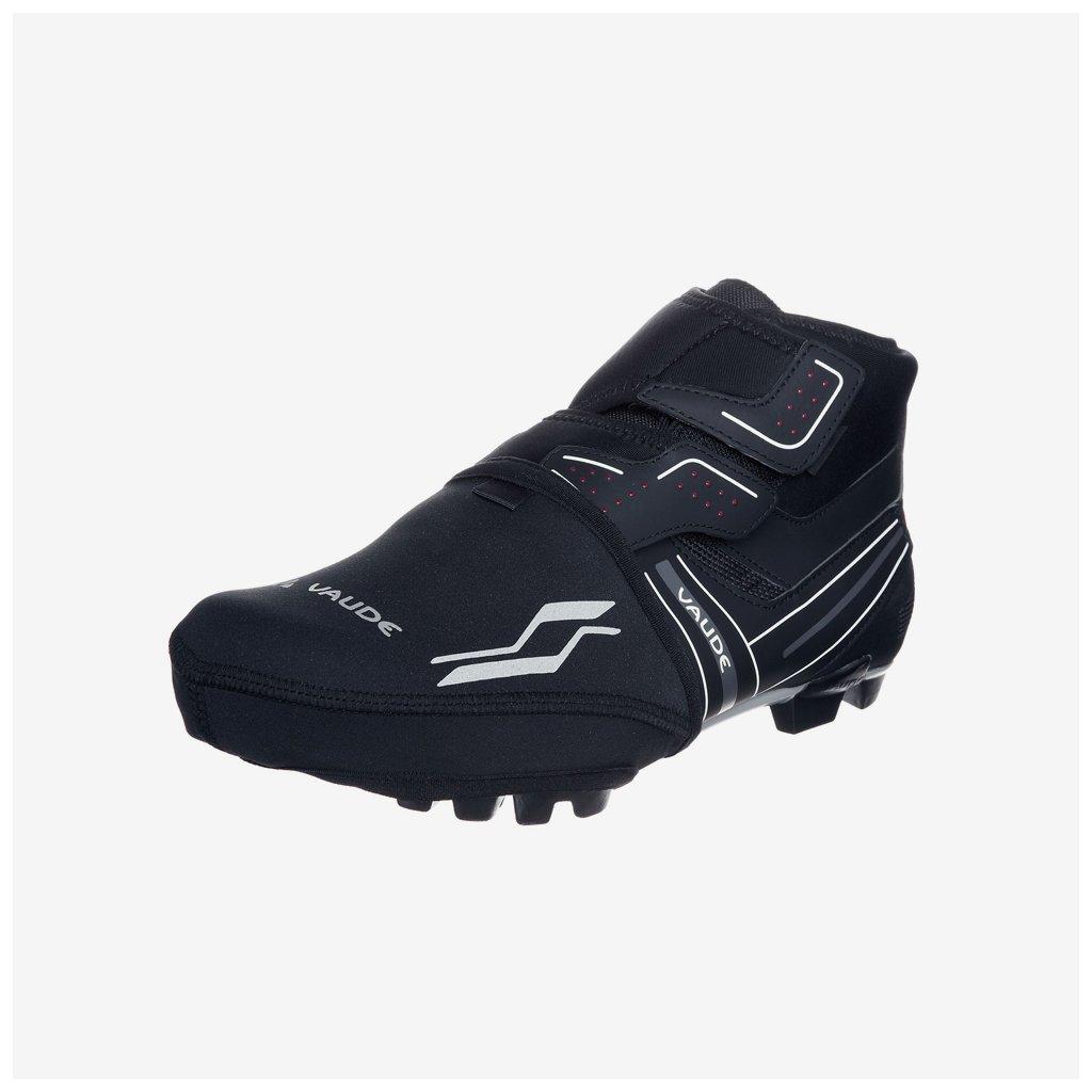 Návleky Vaude na cyklistickou obuv Shoecap Metis II - černé