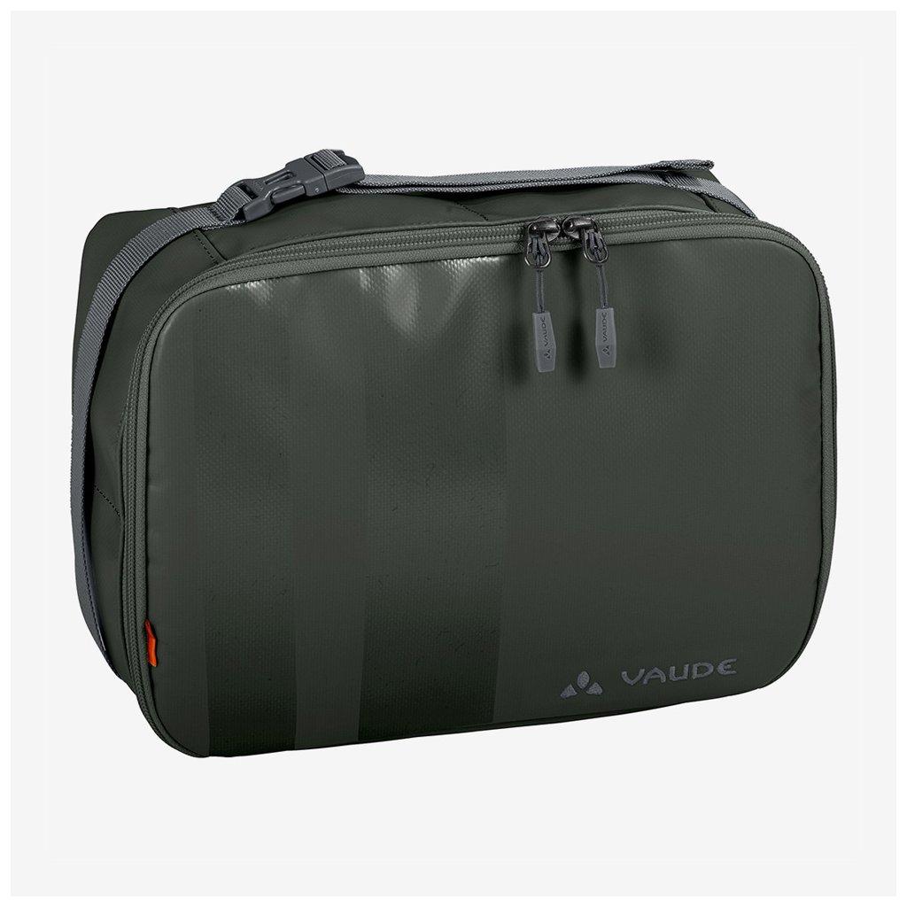 Cestovní kosmetická taška Vaude Sula - zelená