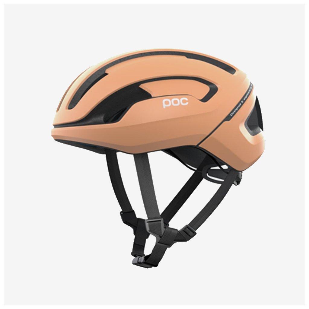 Cyklistická helma POC Omne Air SPIN - oranžová