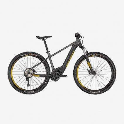 Elektrokolo Bergamont E-Revox Sport - černé