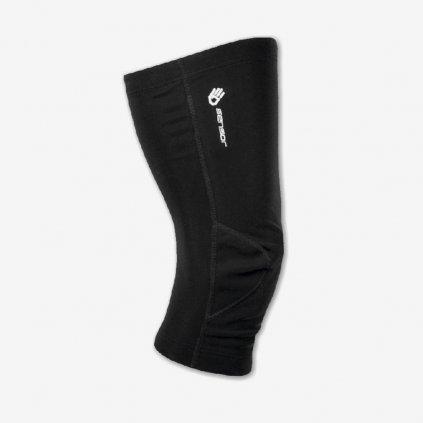 Návleky na kolena Cyklo Uni - černé