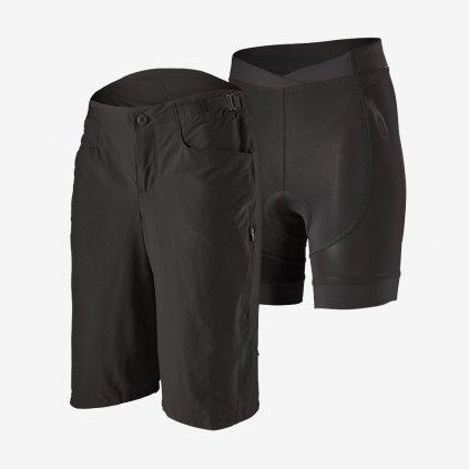Dámské šortky Dirt Craft  - černé