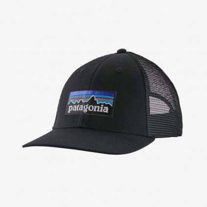 Kšiltovka Patagonia -  černá