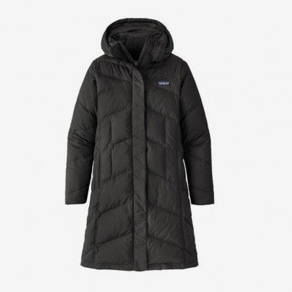 Dámský kabát Down With It - černý