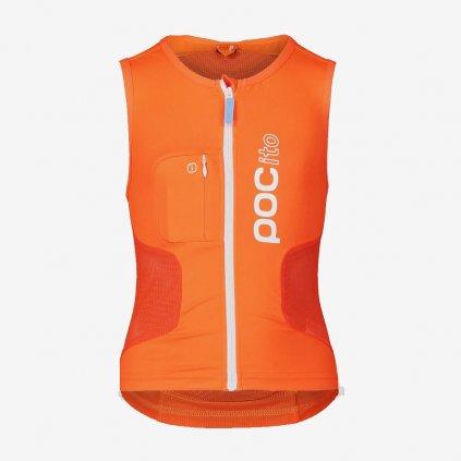 POCito VPD Air Vest  - Oranžová