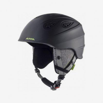 Lyžařská helma Grap 2.0 - tmavě šedá