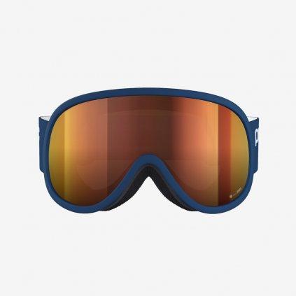 Lyžařské brýle POC Retina Clarity - Modré/Oranžové sklo