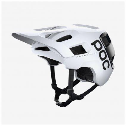 Cyklistická helma POC Kortal Race MIPS - bílá