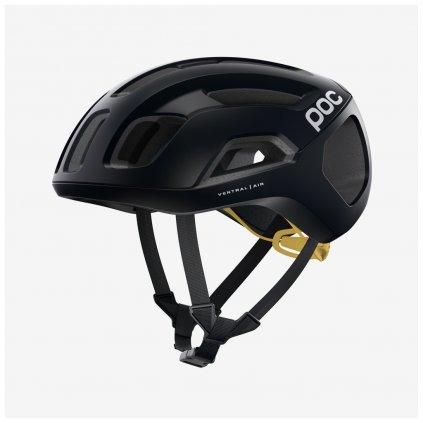 Cyklistická helma POC Ventral AIR SPIN - černožlutá