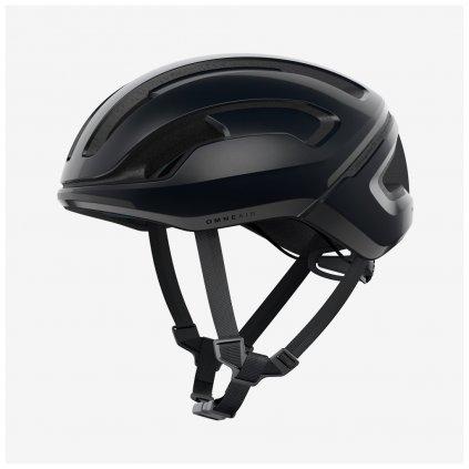 Cyklistická helma POC Omne Air SPIN - černá