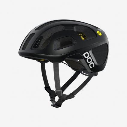 Cyklistická helma POC Octal MIPS - černá