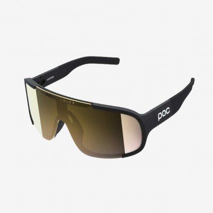 Cyklistické brýle POC Aspire - černé