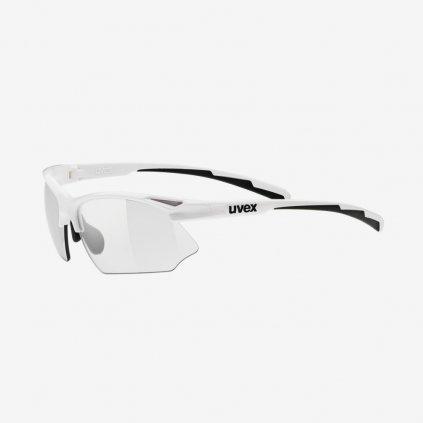 Cyklistické brýle Sportstyle UVEX 802 VARIO - bílé