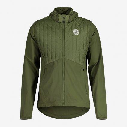 Pánská bunda Maloja FichteM - zelená