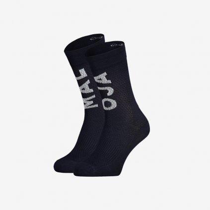 Ponožky Maloja SchaumkrautM - modré