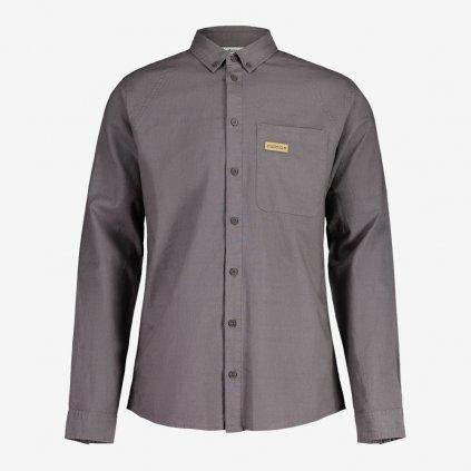 Pánská košile  Maloja GierschM - šedá