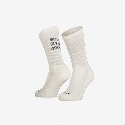 Ponožky Maloja BushM - bílé