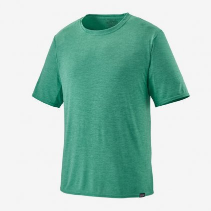 Pánské tričko Patagonia Cap Cool Daily - světle zelené