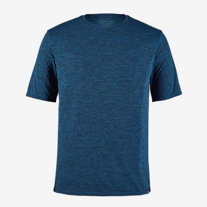 Pánské tričko Patagonia Cap Cool Daily - tmavě modré