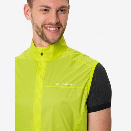 Pánská vesta Vaude Air III - zelená