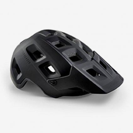 Cyklistická helma MET TERRANOVA - černá
