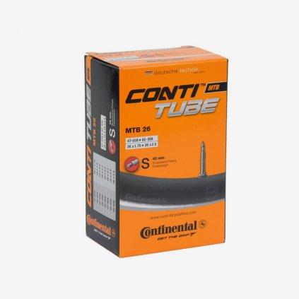 """Duše Continental MTB 26"""" AV / DV"""
