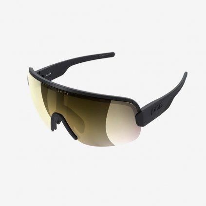 Cyklistické brýle POC Aim - černé