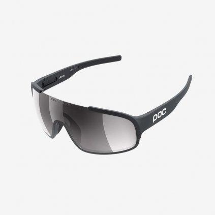 Cyklistické brýle POC Crave - černé
