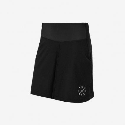 SENSOR INFINITY dámská sukně - černá