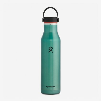 Láhev Hydro Flask Standard Mouth Flex Cap - Modrozelená