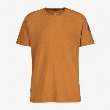 Pánské tričko Maloja StieglitzM - Oranžové