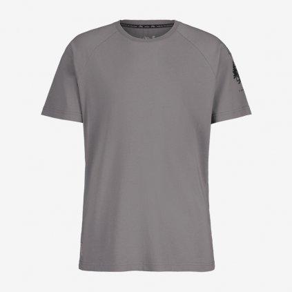 Pánské tričko Maloja StieglitzM - Šedé