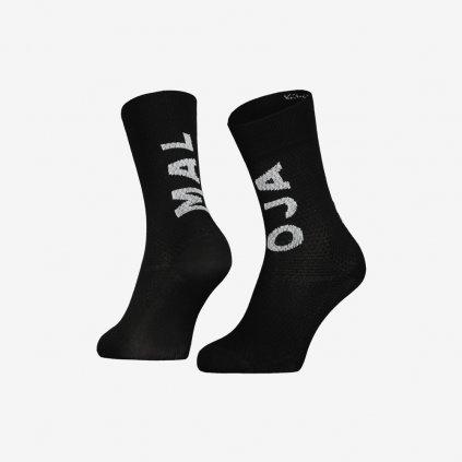 Ponožky Maloja SchaumkrautM - Černé