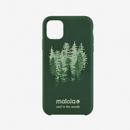 Pouzdro na telefon Maloja EvlaM - Zelené
