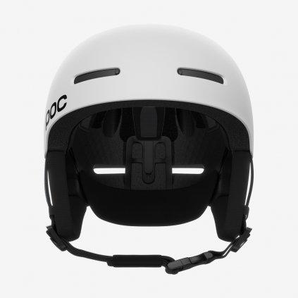 Lyžařská helma POC Auric Cut - Bílá