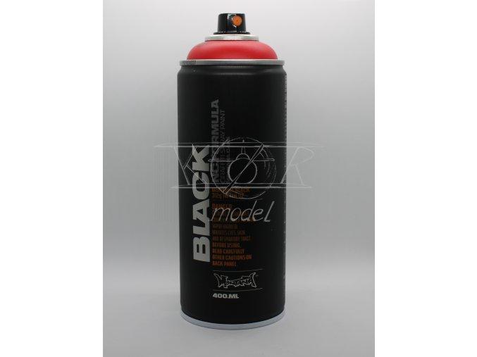 Montana BLACK 400 ml - Červená