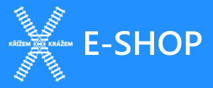 E-shop Křížem Krážem