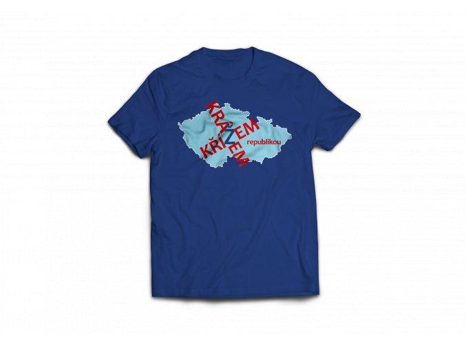 Tričko Křížem Krážem (doprodej)