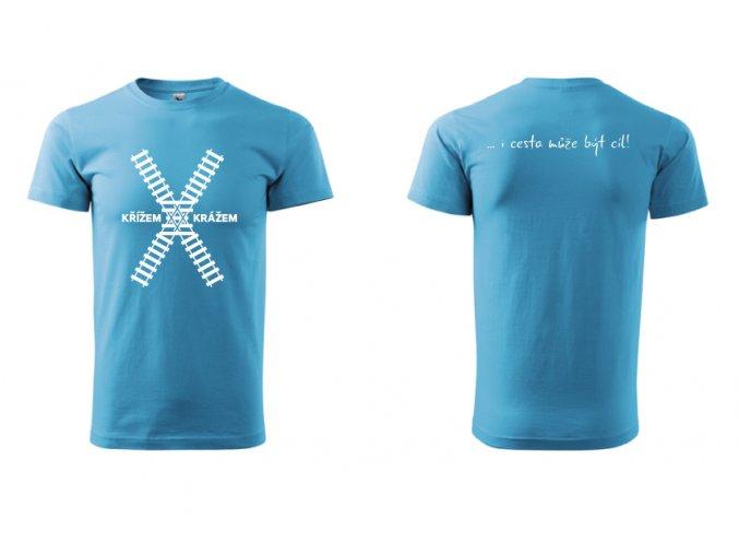Tričko Křížem Krážem