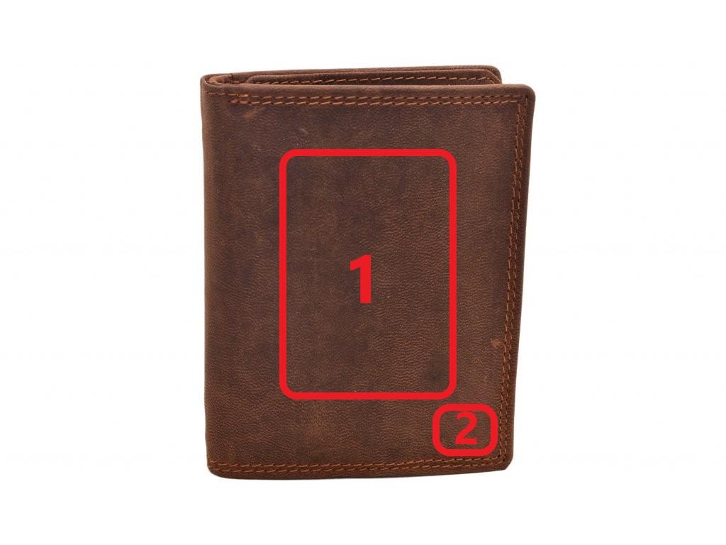 peněženka pro gravírování