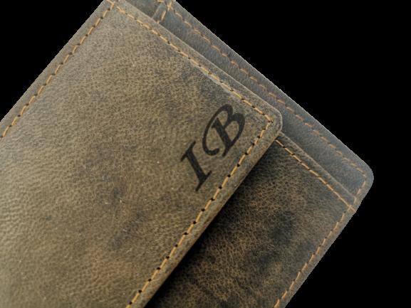 Dolarovka s monogramem