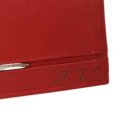 Dámská peněženka s monogramem