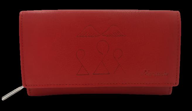 Dámská peněženka s obrázkem