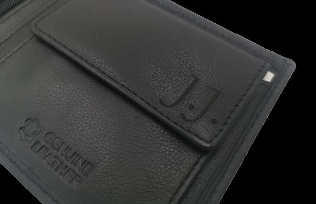 černá peněženka jako dárek