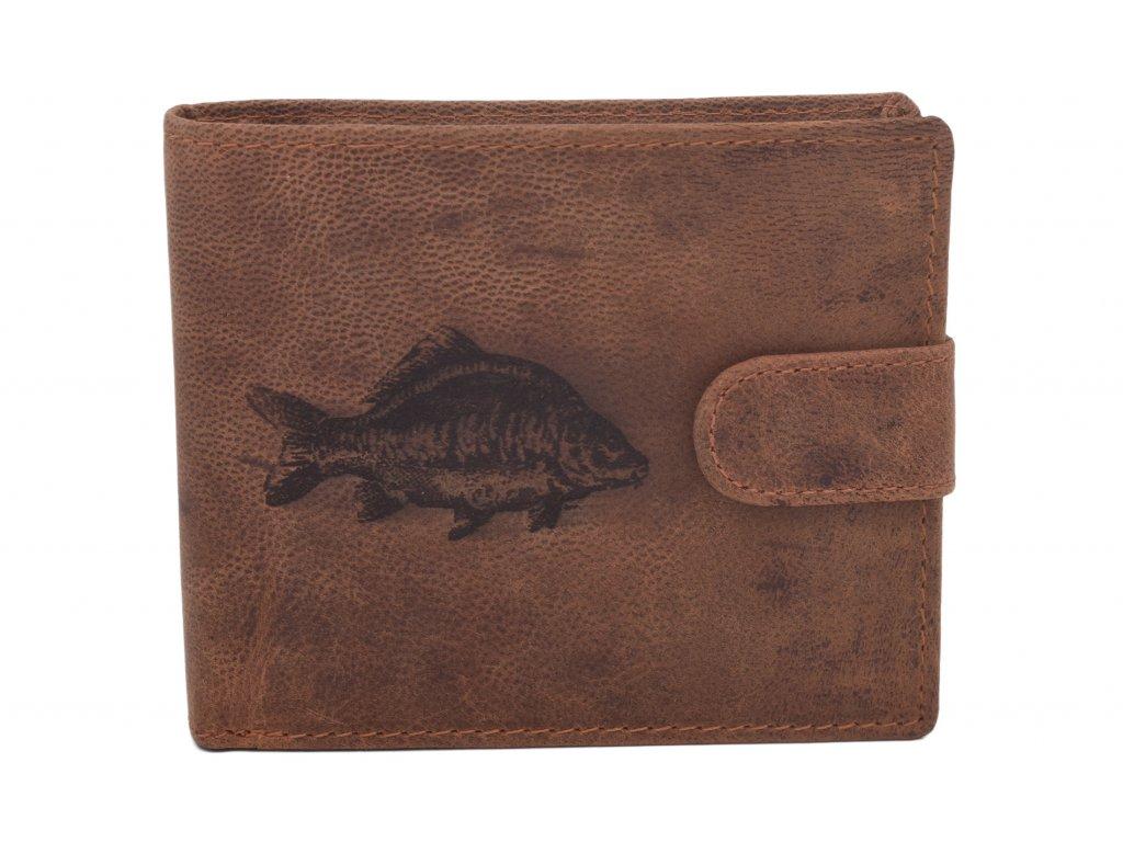 Peněženka pro rybáře