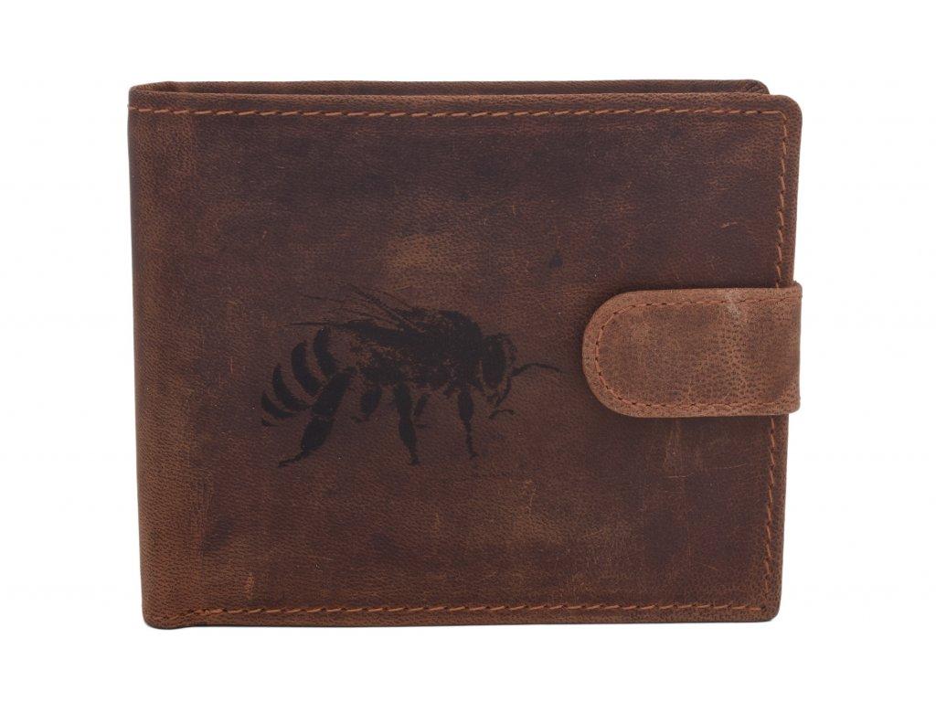 Peněženka pro včelaře