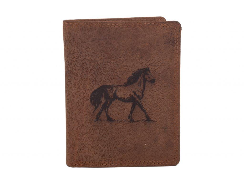 Peněženka pro milovníky koní