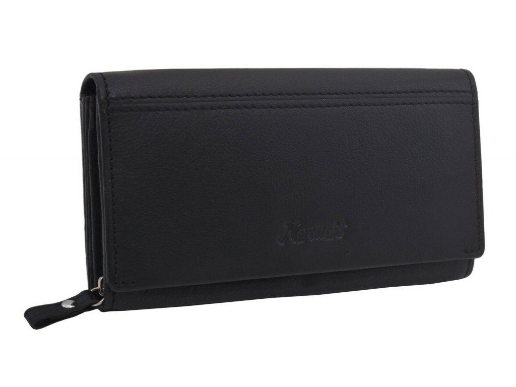 Dámská peněženka Milena (Barva Černá)