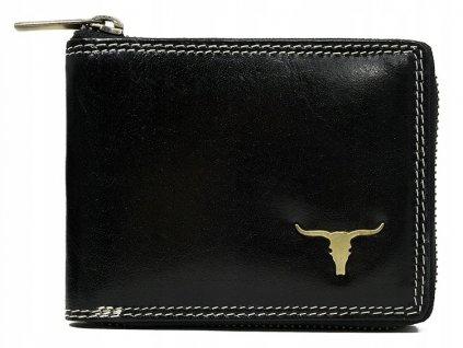 Kožená peněženka Ivo